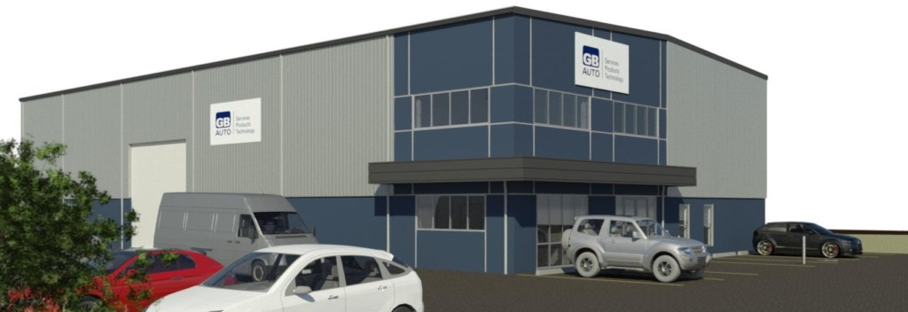 New workshop in Gunnedah front view