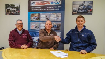 GBEV General Manager visits Tembo