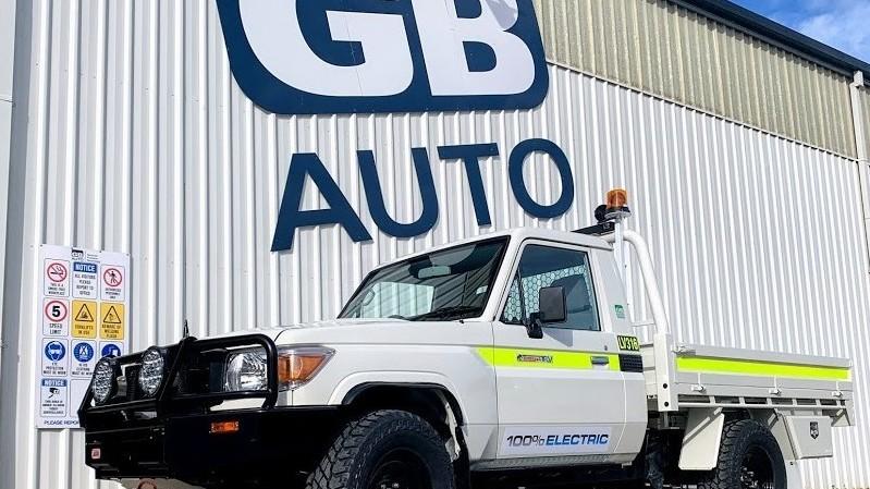 GB AUto EV