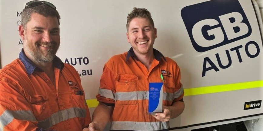 2019 Apprentice of the Year